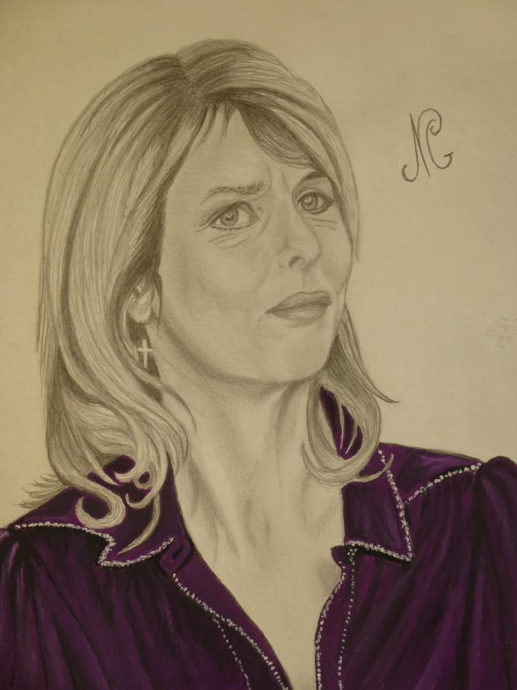 Karin Viard por Nicky08
